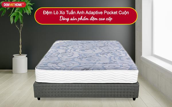 Đệm Lò Xo Tuấn Anh Adaptive Pocket Cuộn