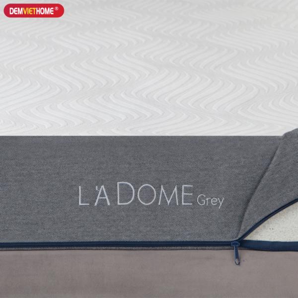Đệm Cao Su Liên Á L'A Dome Grey