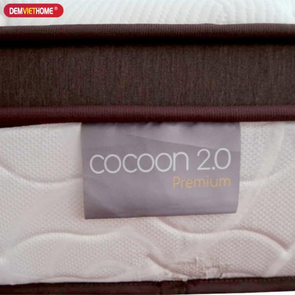 Đệm Lò Xo Liên Á Cocoon 2.0 Premium