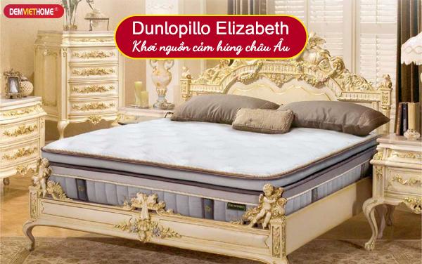 Đệm Lò Xo Dunlopillo Elizabeth
