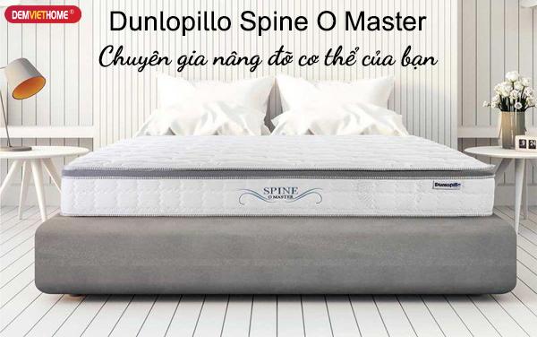 Đệm Lò Xo Dunlopillo Spine O Master
