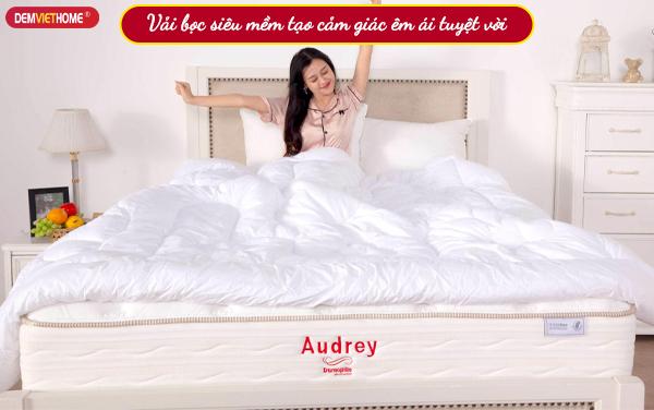 Đệm lò xo Dulopillo Audrey