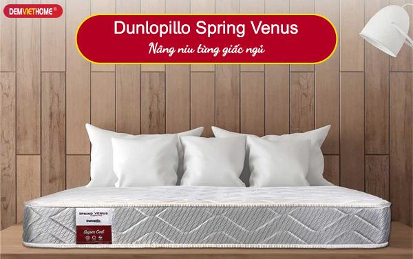 Đệm lò xo Dunlopillo Spring Venus