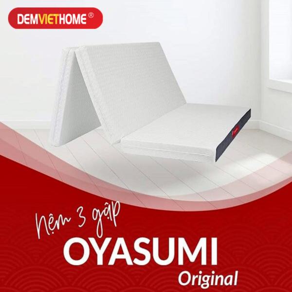 Đệm Foam Oyasumi Original 3 tấm