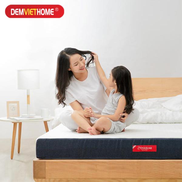 Đệm Foam OyasumiPremium1 tấm (Massage)
